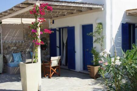 Villa Paros SunSet - Agkeria - House - 1
