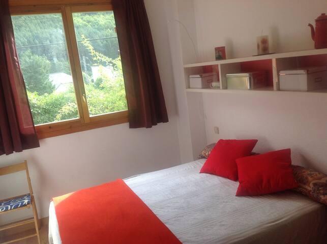 Acogedor apartamento con vistas - Canfranc Estación  - Apartment