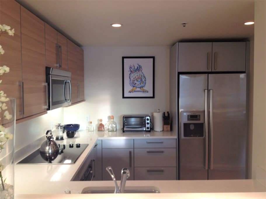 Modern bright luxury condo soma apartments for rent - Airbnb san francisco office phone number ...