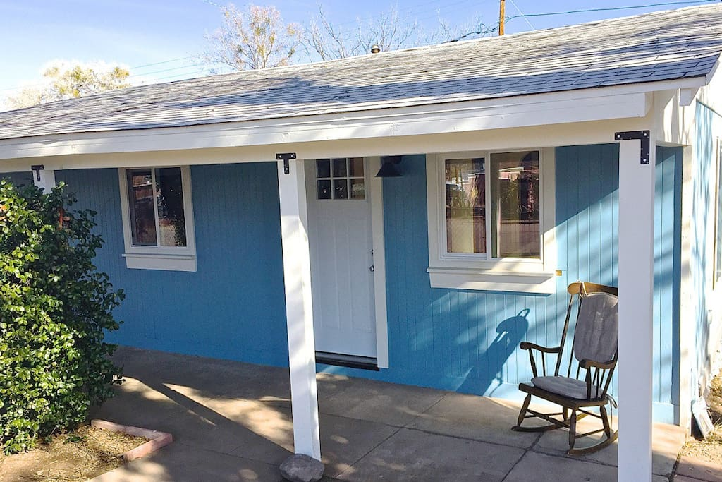A cute vintage 1939 home, fully renovated with all the latest modern conveniences.