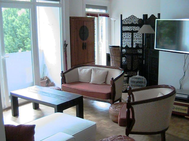 Nice 60m² Paris Versailles Airports - Antony - Apartment