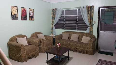 Quiet place in the heart of  Roxas City