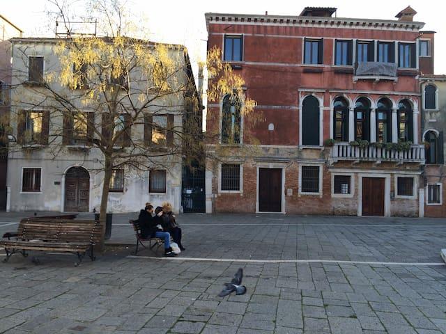 Storica dimora nel cuore di Venezia