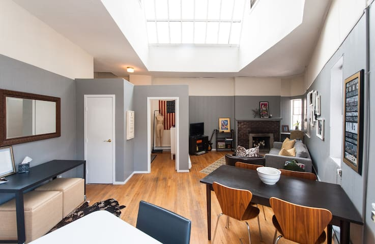 West Village Loft, 2nd floor