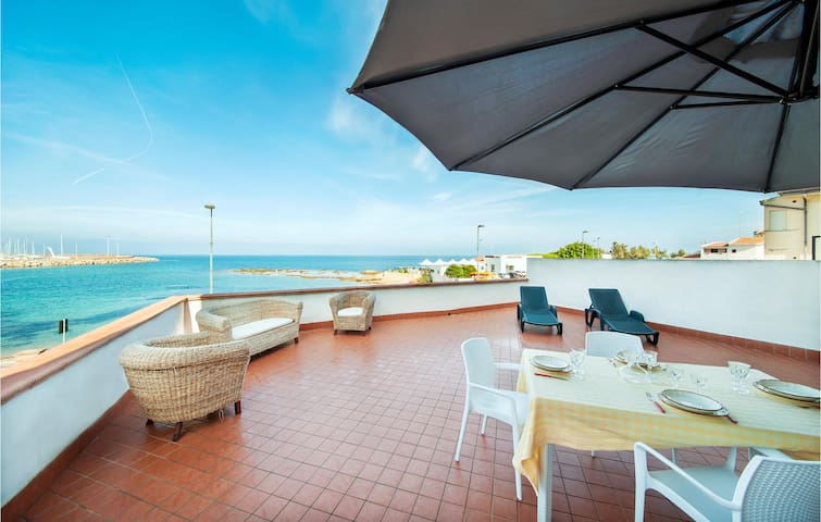 Holiday apartment with 2 bedrooms on 84m² in Porto Torres