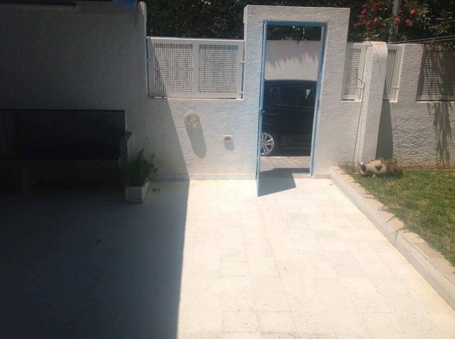 maison la citronnelle sidi mahersi maisons louer nabeul nabeul tunisie. Black Bedroom Furniture Sets. Home Design Ideas