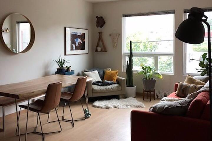 Central Bohemian Apartment