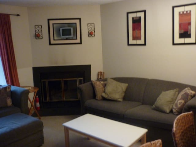 Cozy Ski Condo - Waterville Valley - Daire