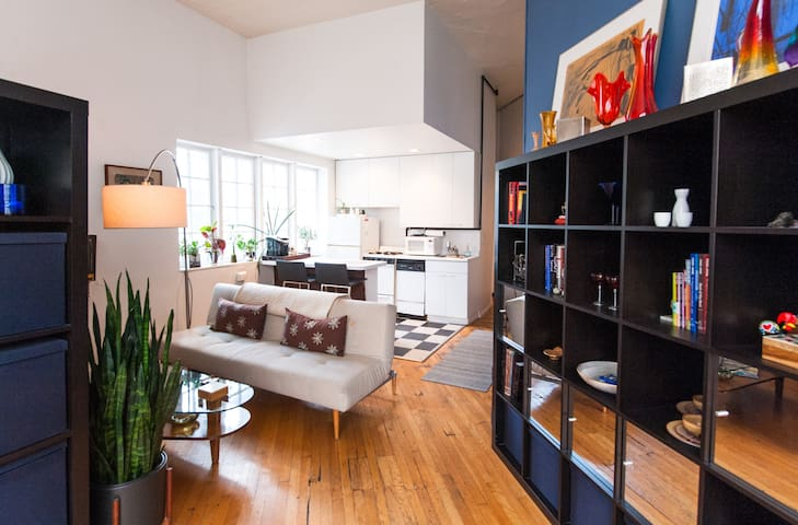 West Village Loft, 1st floor