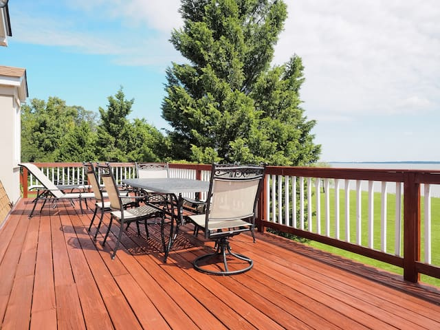 Love Point Bay Vacation Home - Stevensville - Apartamento