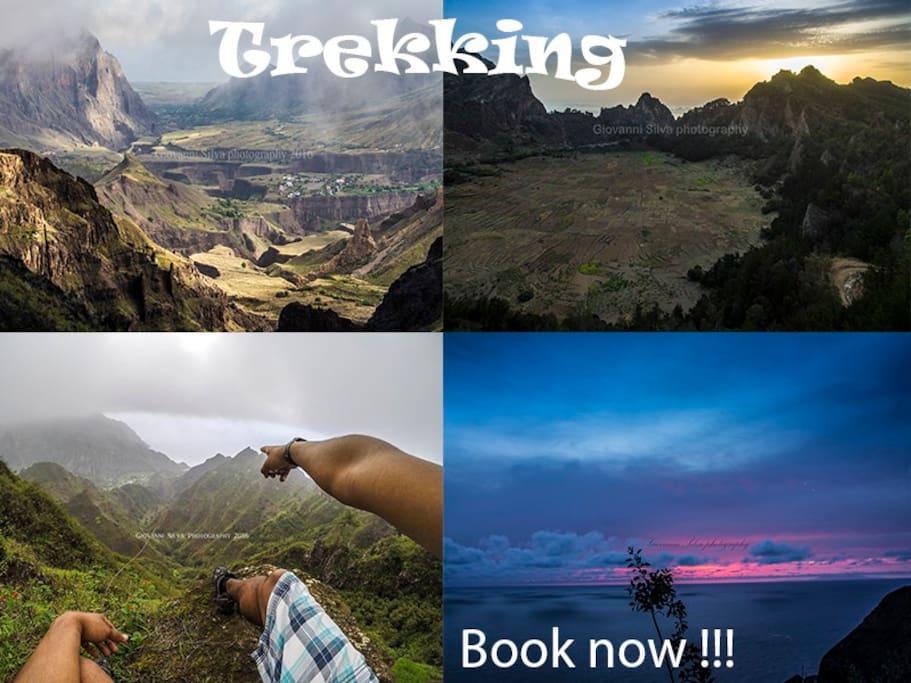 Trekking book now !!!!