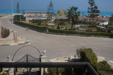 Challet For Rent-North Coast Egypt - El-Montaza - Apartmen