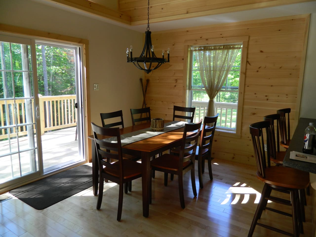 Waterfront Chalet Naples Maine - Chalets for Rent in Naples, Maine ...