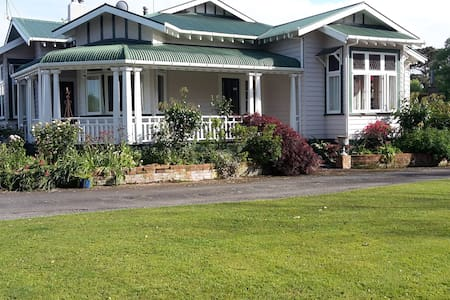 Te Pohui Homestead Bed and Breakfast - Marton - 住宿加早餐
