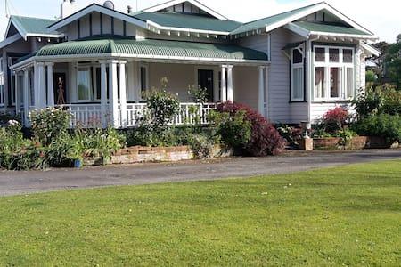 Te Pohui Homestead Bed and Breakfast - Marton - Bed & Breakfast