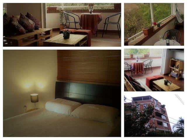 Habitación Privada 02 - Villa de Aburrá