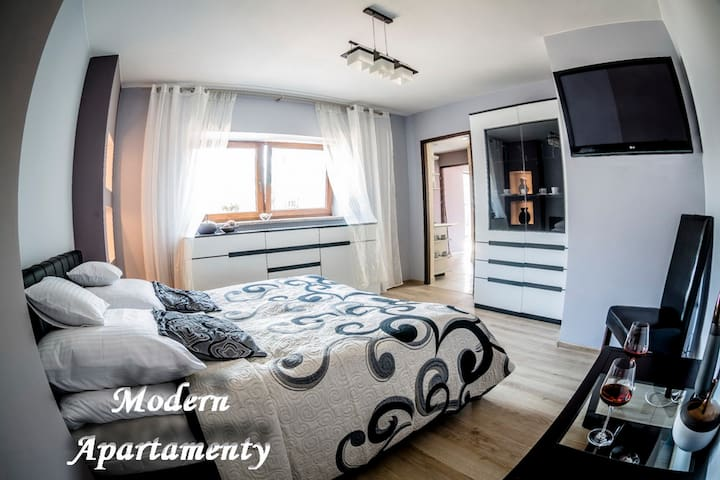 Modern Apartamenty Zgorzelec - Zgorzelec - Appartement