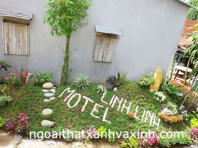 Mekong Delta, non-touristic village - An Giang province - House
