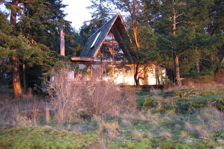 Classic Lopez Island Cabin - Lopez Island - House
