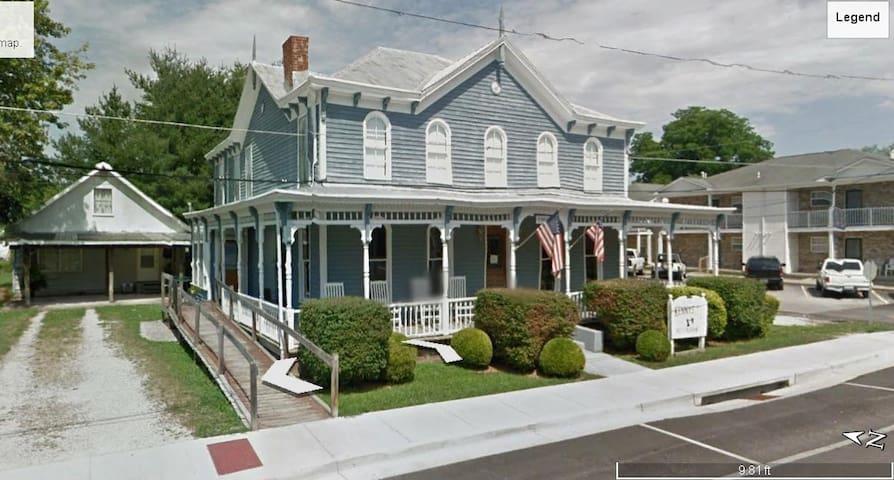 My Good Ol Kentucky Home Bed & Breakfast Retreat