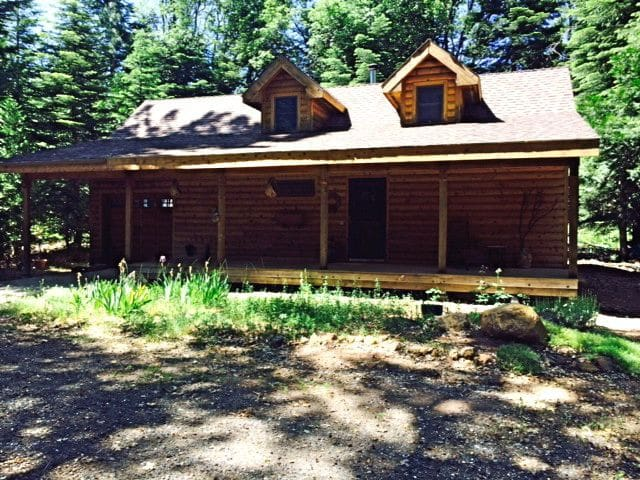 Sweet Sierra Mountain Cottage - Alta - Hus