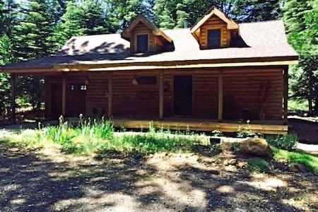 Sweet Sierra Mountain Cottage - Alta - Dům