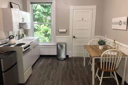 Farmhouse Style Studio Apartment