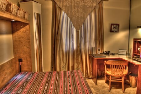 Homey room for two - L'Ange-Gardien - Talo
