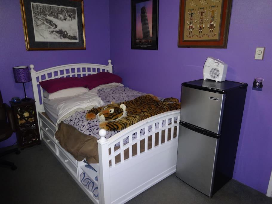 Newer mattress, good quality