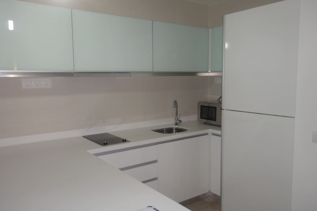 Tribeca - kitchen