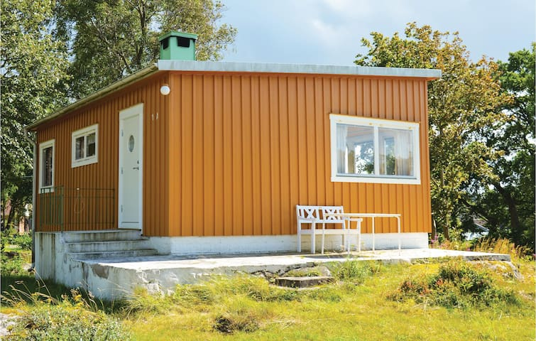 Holiday cottage with 2 bedrooms on 45 m² in Frillesås