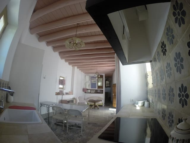 Charming apartment in the heart of Carmona