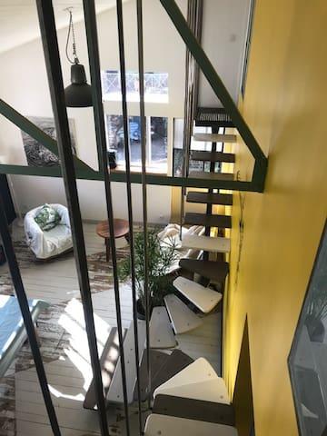 La résidence aux portes du marais