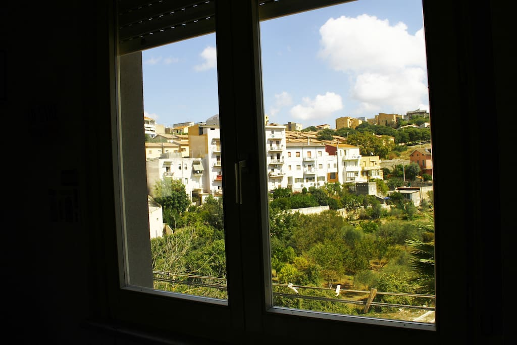 Panorama dal saggiorno / view
