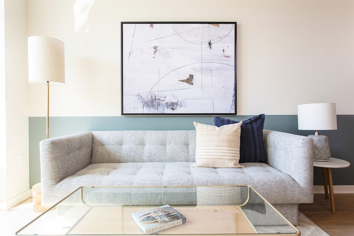 Sonder | Duboce Apartments | Warm 1BR + Rooftop
