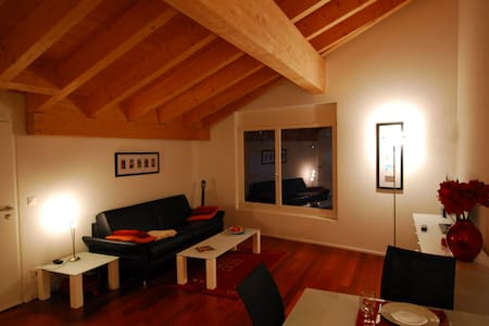 Modern one room studio with a view - Klosters-Serneus