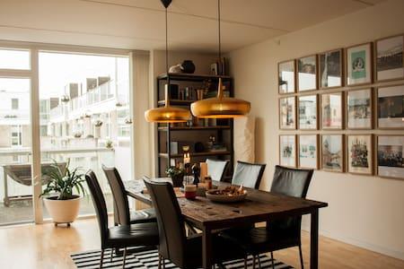 Central, modern, stylish apartment - København - Apartment