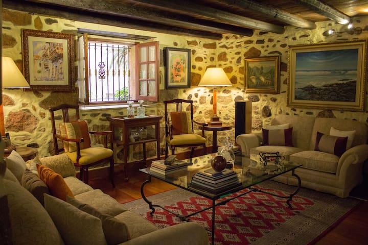 Casa El Maestrillo, en centro histórico Teror - Teror - Casa