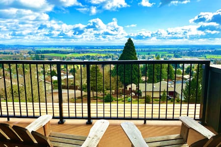 Panoramic Valley Views @ The Viewmont House