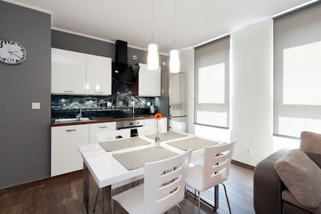 LUX Apartment City Center 60m2  - Wroclaw - Lakás