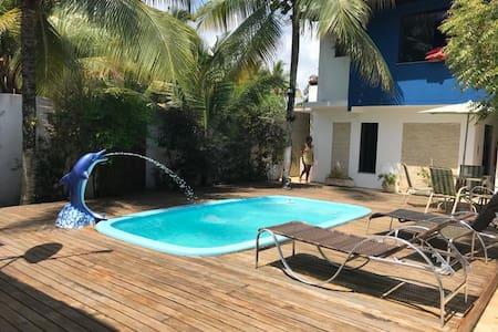 Casa de praia próximo Itacaré e Ilhéus km 24