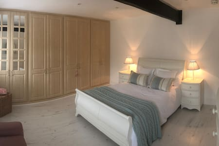 The Hayloft - perfect for a relaxed country stay.