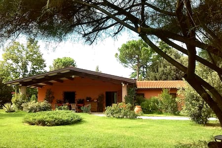 A villa close to the hills and sea - Faenza - Hus