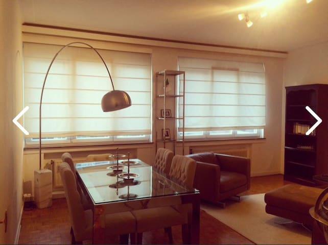 Avenue Louise/Cambre Bel appartement de 80m2