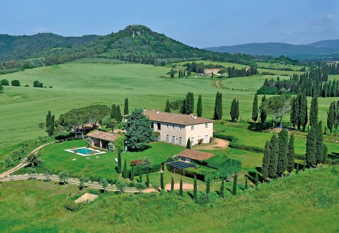 La Vigna 14 ppl w/ private pool  - Ribolla - Villa