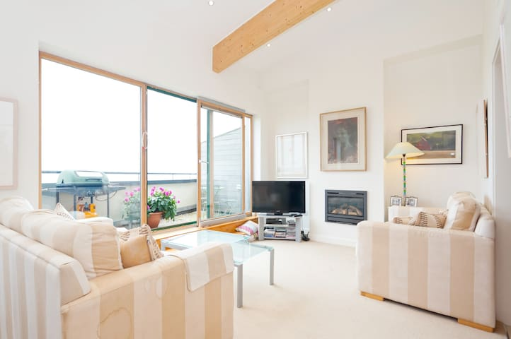 Luxury apartment - Greystones - Apartemen