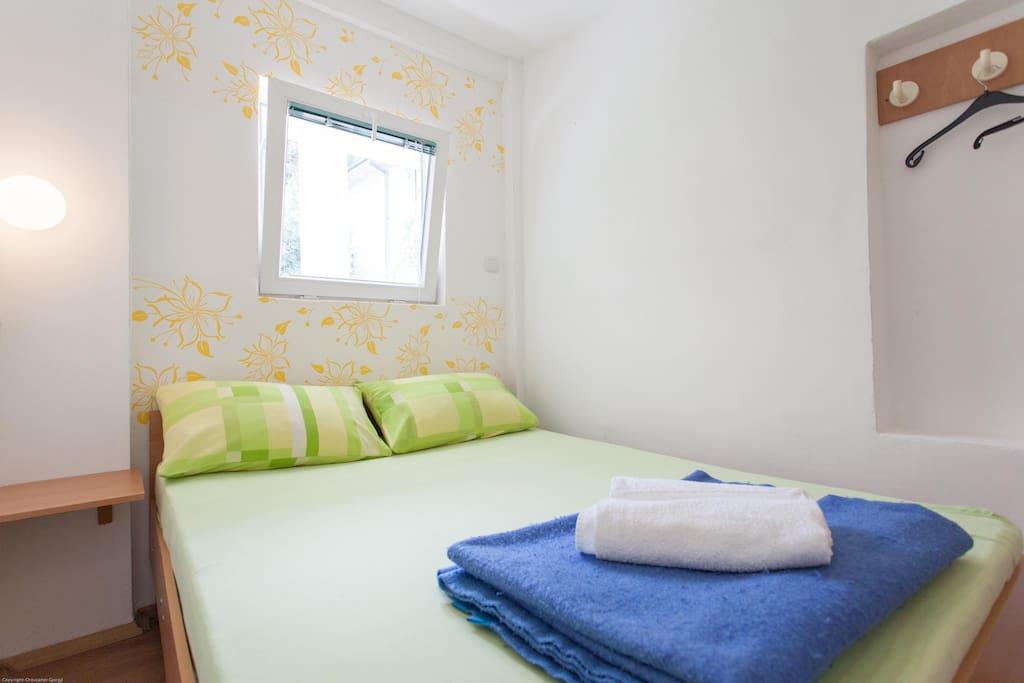 room in bungalow