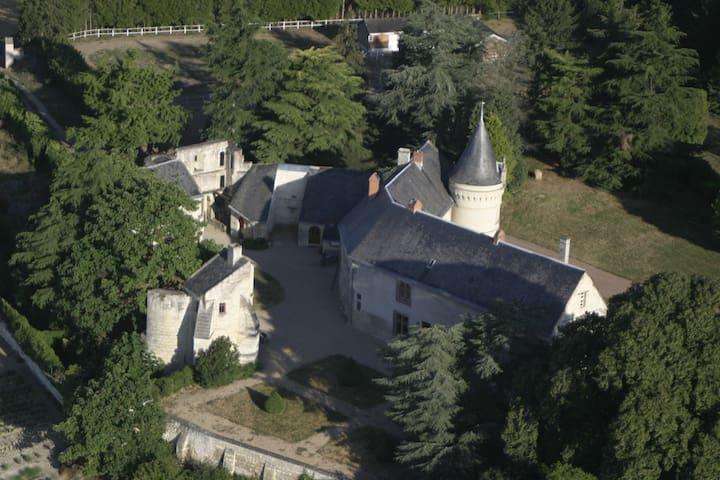 Chambre d'hôte près de Fontevraud - Roiffé - Kastil