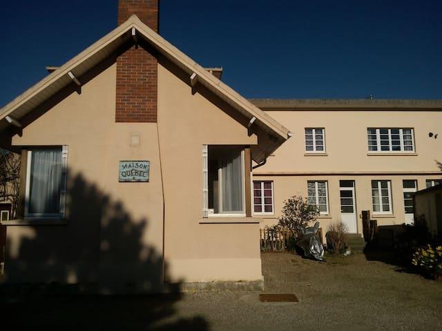 Appartement cosy à 150m de la plage - Bernières-sur-Mer - Lägenhet