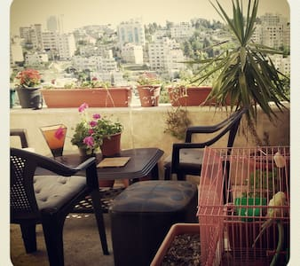 a room in a shared flat - Ramallah - Ramallah